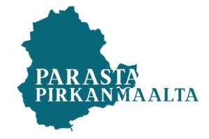 Parasta Pirkanmaalta -logo