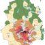 Maaseutu ja kaupunkialueet Pirkanmaalla