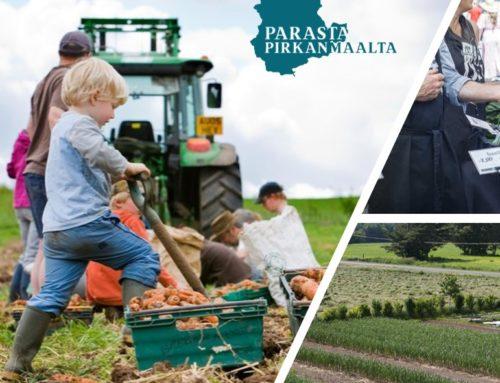 Maatalouden kestävyystransitio Pirkanmaan ilmastotiekartan osana