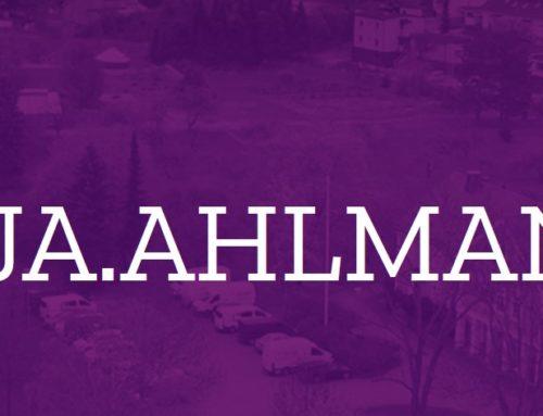 Ahlmanin Paja