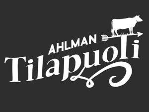 Ahlman, tilapuoti