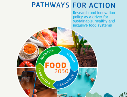 Food 2030 pathways for action