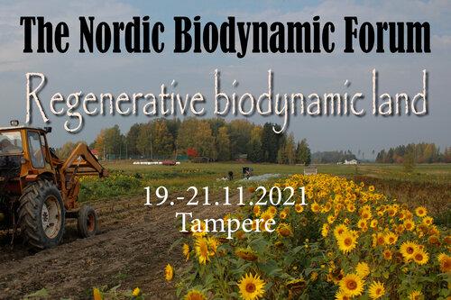 Nordic Biodynamic Forum 2021